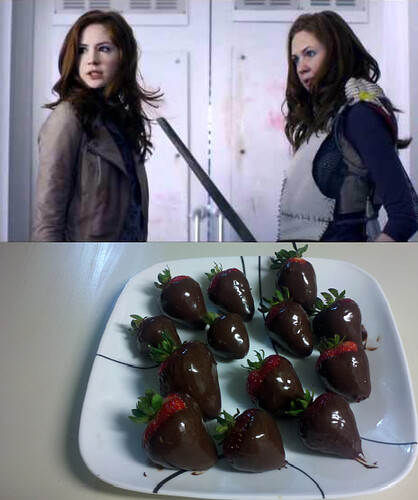 The Doctor's Chocolate Cover Strawberries