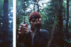 A. Uribe (James Fitzgerald III) Tags: film oregon 35mm portland fujifilm pdx tungsten voigtlnder forestpark voigtlnderbessar2a