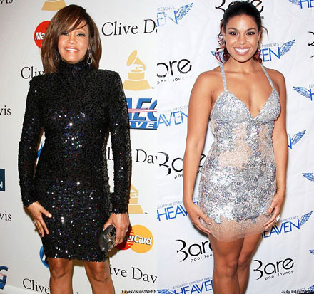 Whitney Houston & Jordin Sparks Set To Play 'The Supremes' In New Movie