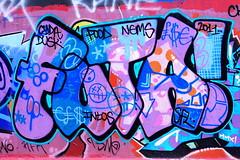FUTA (JOHN19701970) Tags: uk england streetart london wall graffiti paint artist graf tunnel spray september waterloo spraypaint aerosol lambeth futa 2011 leakestreet