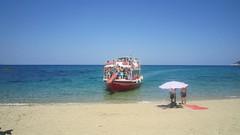 TA LALARIA (mpourtzi) Tags: beach island hellas vessel tourist greece vacations skiathos touristic lalaria     aselinos