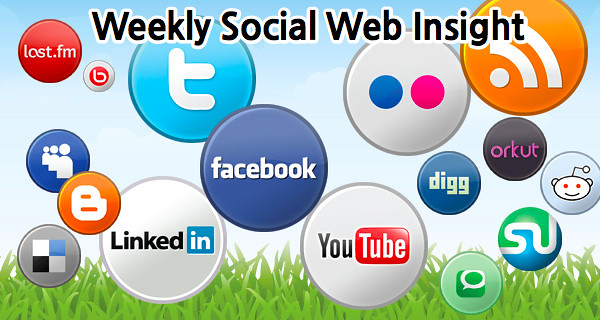 Weekly Social Web Insight