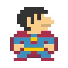 696 personajes al más puro estilo Super Mario Bros 3