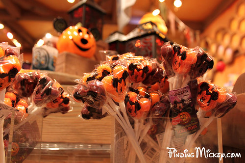Halloween Time lolli-pops