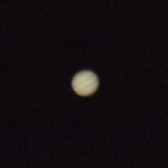 Jupiter (et la Lune)