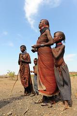 turkana family (luca.gargano) Tags: africa travel kenya tribal adventure tribe gargano turkana
