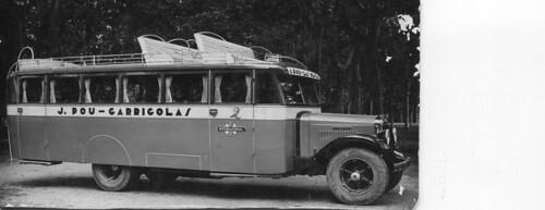 1931 Devesa de Girona carrosseria Vert