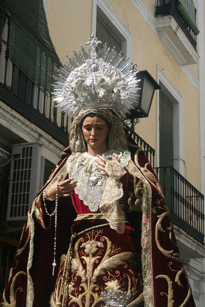 18-IX-2011 Rosario de la Virgen de las Tristezas