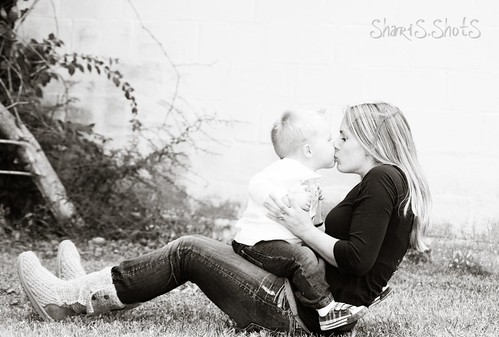 Carter & Mommy 2