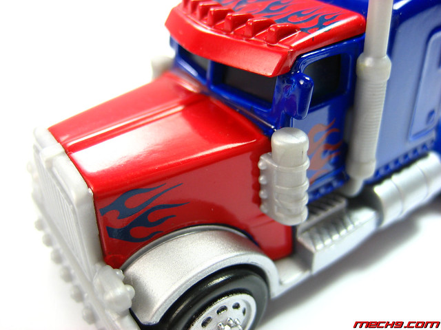 Metal Heroes Series: Optimus Prime
