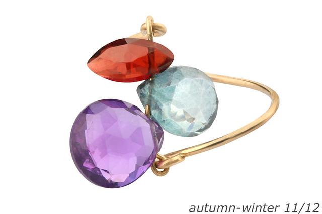 anillo gemmasu amatista topacio y granate + logo portada