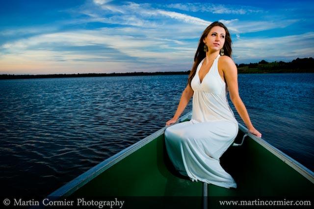 Scenic Portrait