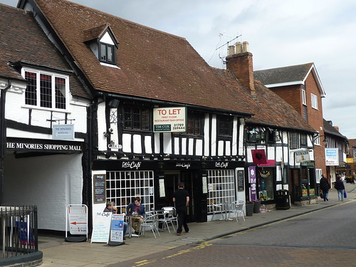 Tudor Architecture, Stratford upon Avon