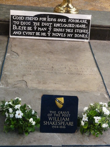 Burial Place of Shakespeare