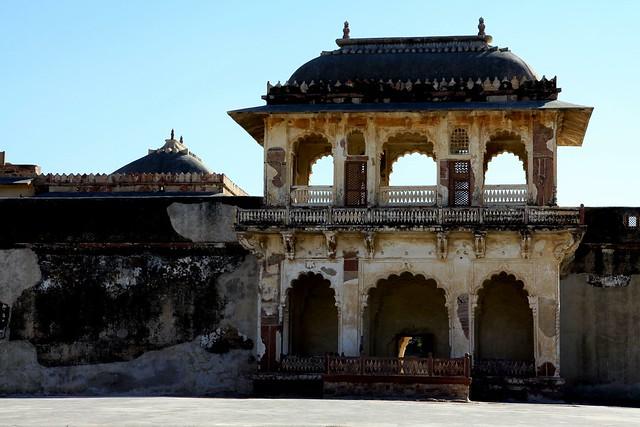 Hadi Rani Mahal at Ahhichatragarh, Nagaur Rajasthan