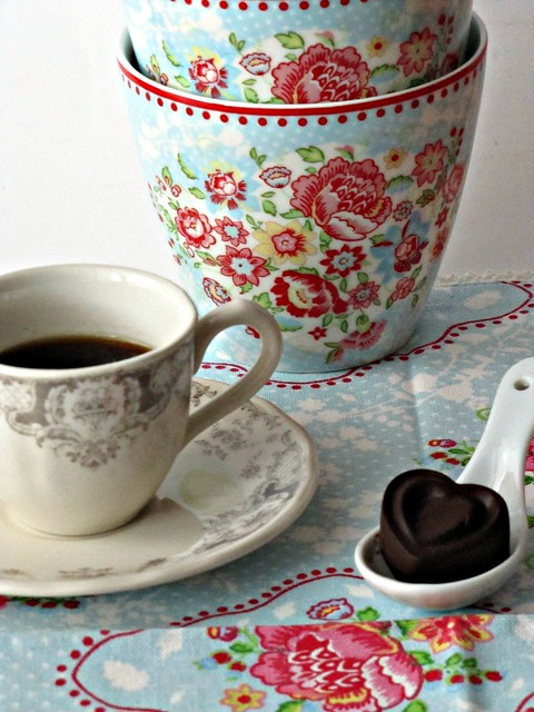 Cioccolatini con Cuore Tartufato