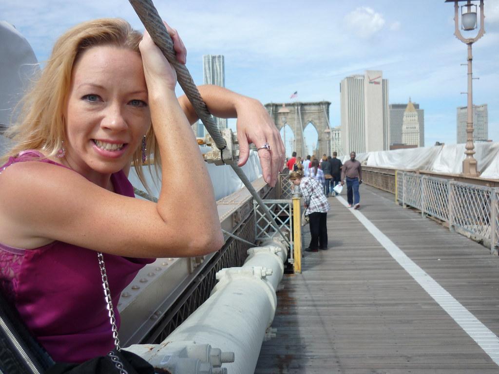 I'm still here! And I still love NYC!
