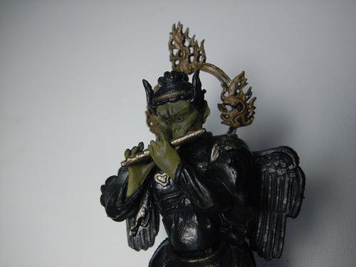 迦楼羅像@和の心仏像コレクション2-02