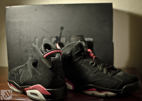 Air Jordan 6 Retro Black/Infrared by ayooitskeo
