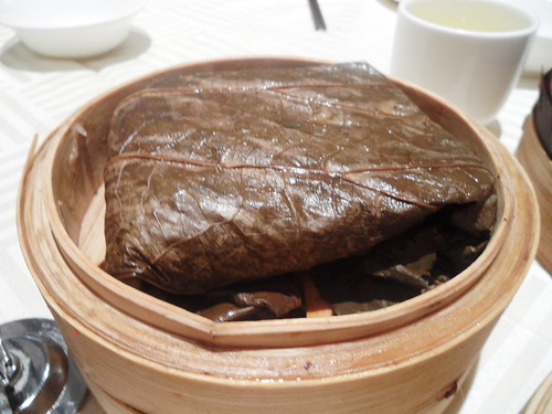 Dragon Palace Lotus Leaf Glutinous Rice