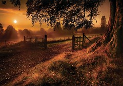 Autumn-Sunrise (Samissomar) Tags: nature colors beautiful landscapes infinity space future universe cosmic wonders discover newworlds