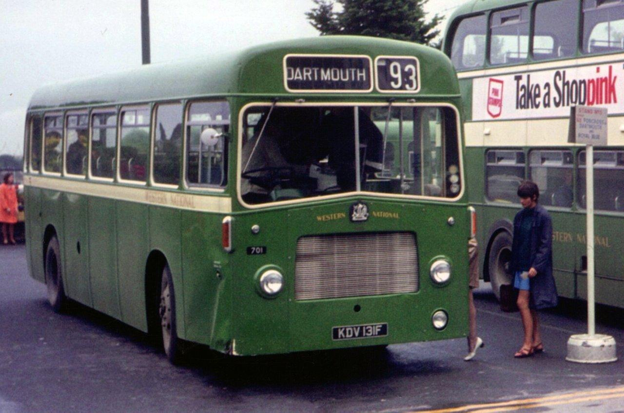 Western National 701 KDV131F