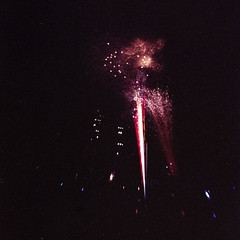The Japanese Fireworks