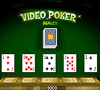 video poker games to choose