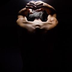 Pray (mbislick) Tags: naked nudity