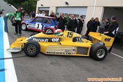 Carlos Tavares pilotage F1 4
