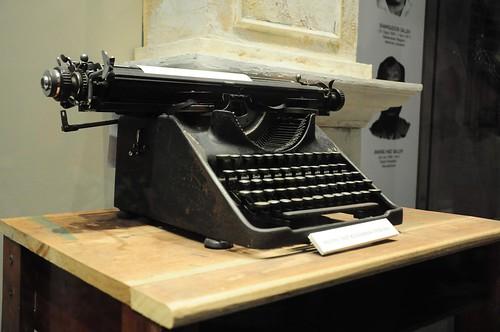 Latest Typewriter | Muzium Negara