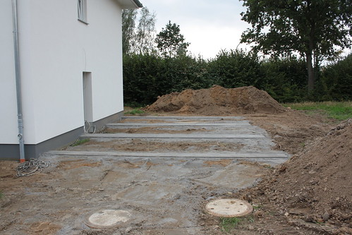 Fundament Garage