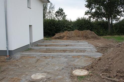 Fundament Garage