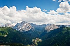Alta val di Fassa (cesco.pb) Tags: italy alps canon italia alpi montagna trentino dolomites dolomiti montains canazei colrodella efs1855mmf3556 valdifassa campitellodifassa canoneos1000d