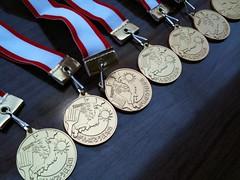 よさこい祭り 升形競演場メダル by haruhiko_iyota