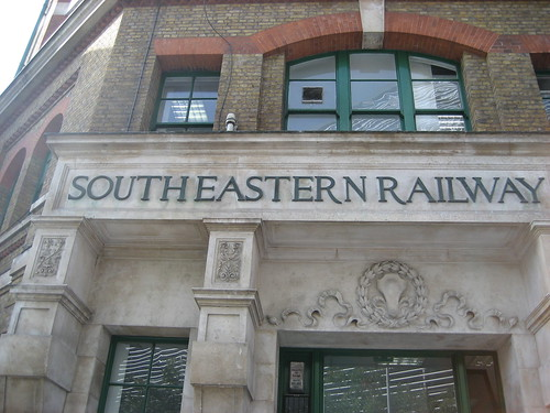 South Eastern Railway Offices in Southwark