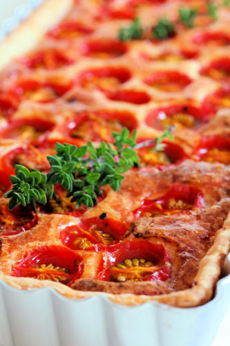 Tomato tart 2818 R