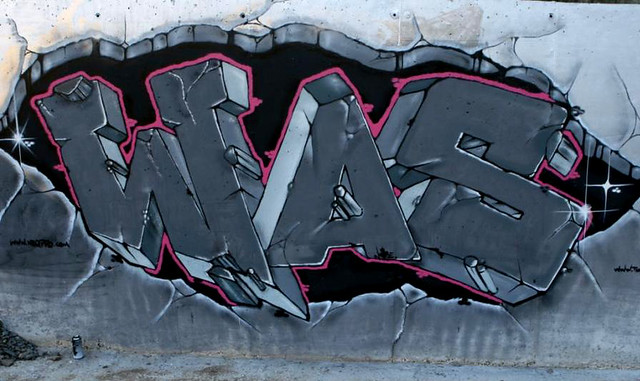 122 WAS GRAFFITI MALAGA