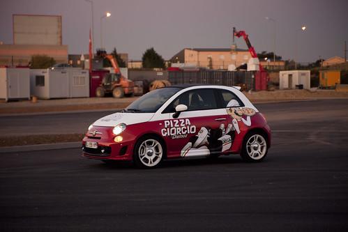 giorgio's car