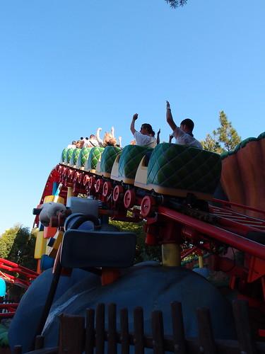 Disneyland - Gadget's Go Coaster