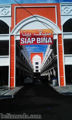 QueensPark Kota Bharu