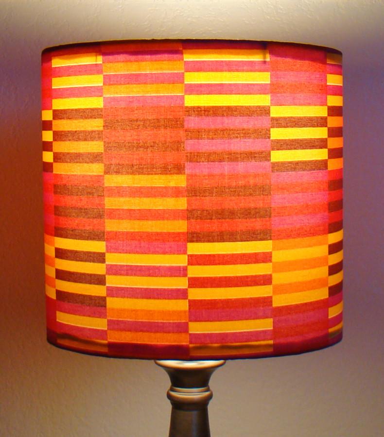 Marimekko Fujiwo Ishimoto design Hirsi Lamp Shade