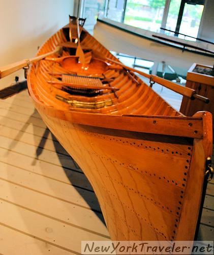 13 Lightweight Canoe