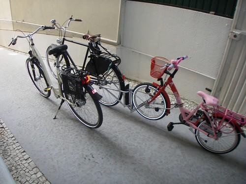 Família com pedalada!
