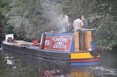 Smokey Joe (MWBee) Tags: warrington nikon smokey barge bridgewatercanal stocktonheath mwbee longfordcanalservices