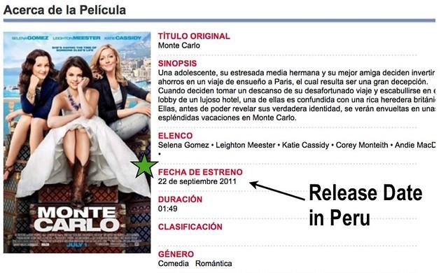 "Preview of ""Princesa Por Accidente"""