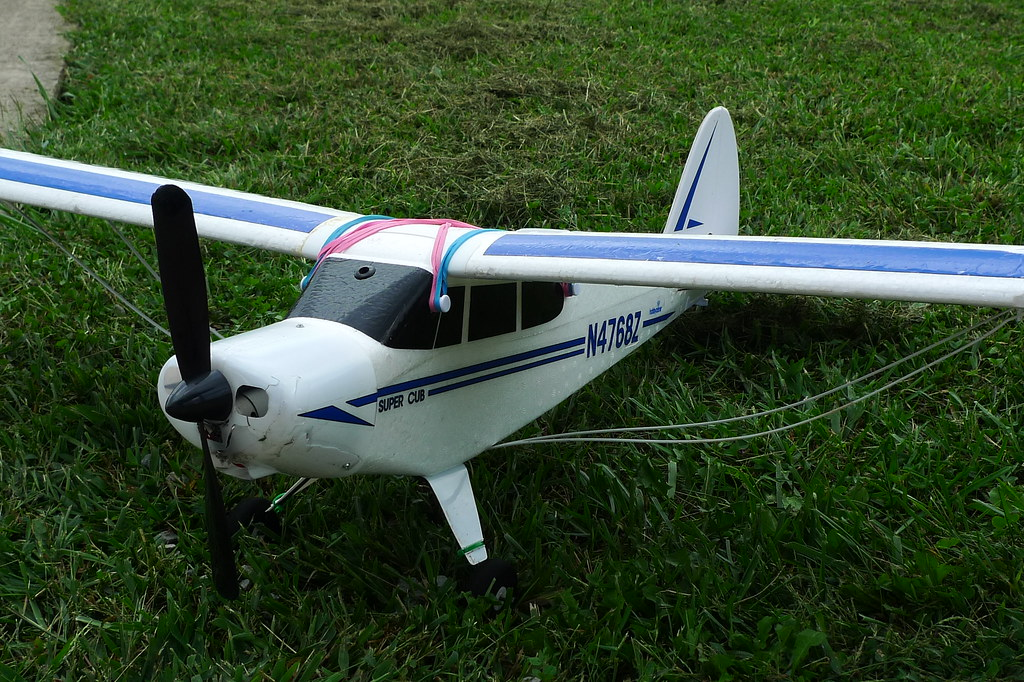 Super Cub DSM RTF by HobbyZone