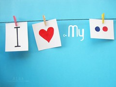 I Love My Flickr :* (  | ALaa Saad) Tags: love flickr