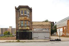 952 Marshall Street (paul drzal) Tags: old building abandoned philadelphia architecture canon neglected eskepe tse17mm