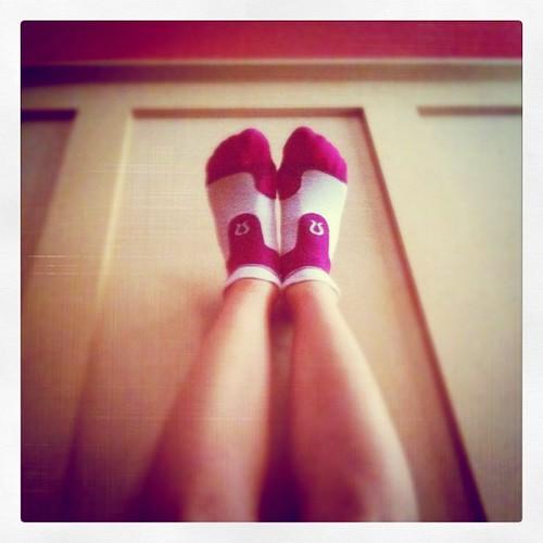 Elevated Legs
